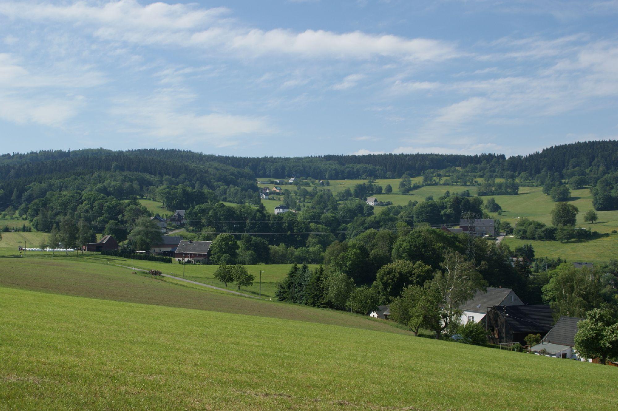 Sorgau im Erzgebirge