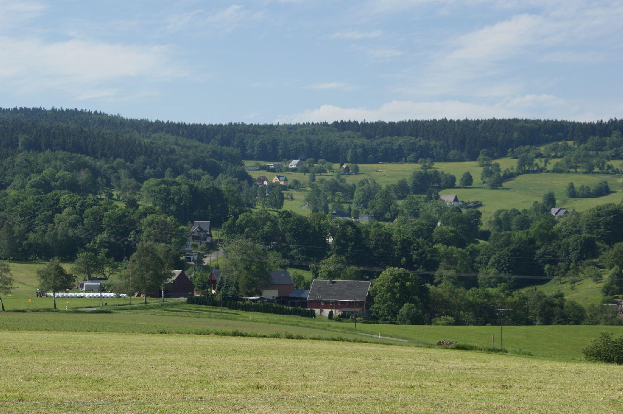 Häuser von Sorgau
