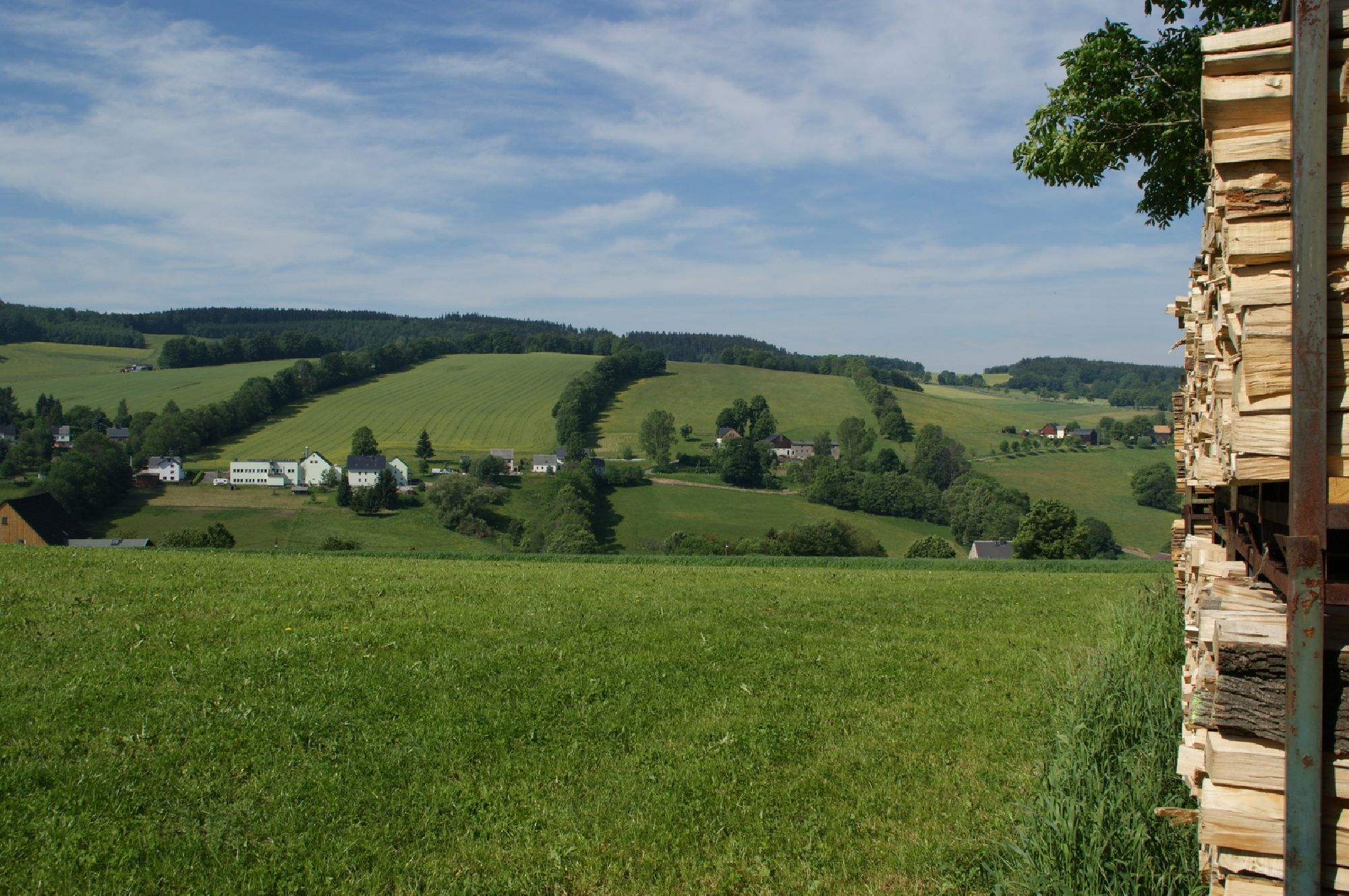 Sorgau bei Marienberg