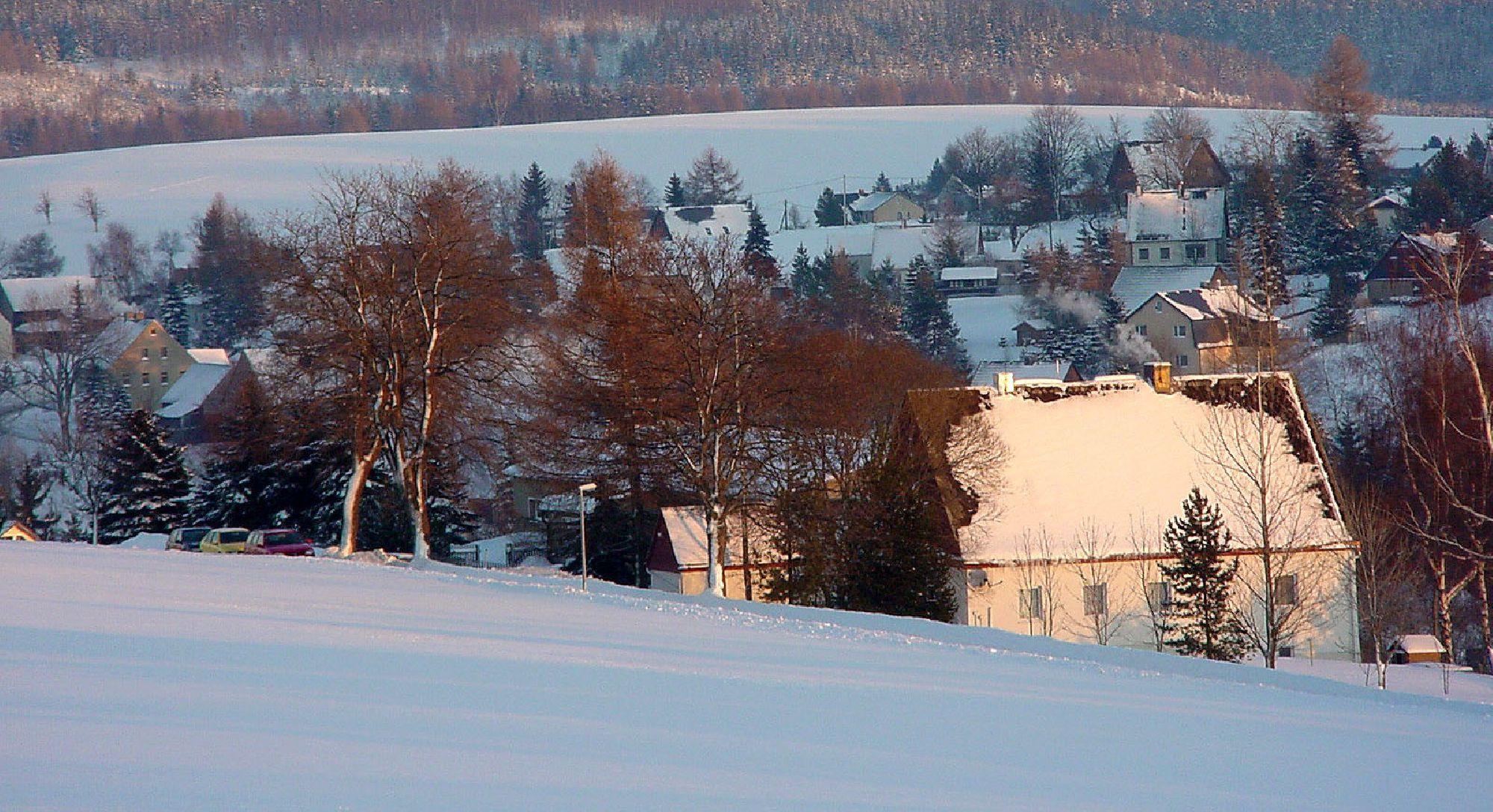 Winter in Rübenau