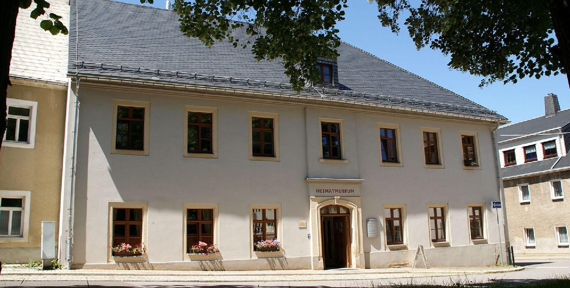Heimatmuseum von Zöblitz