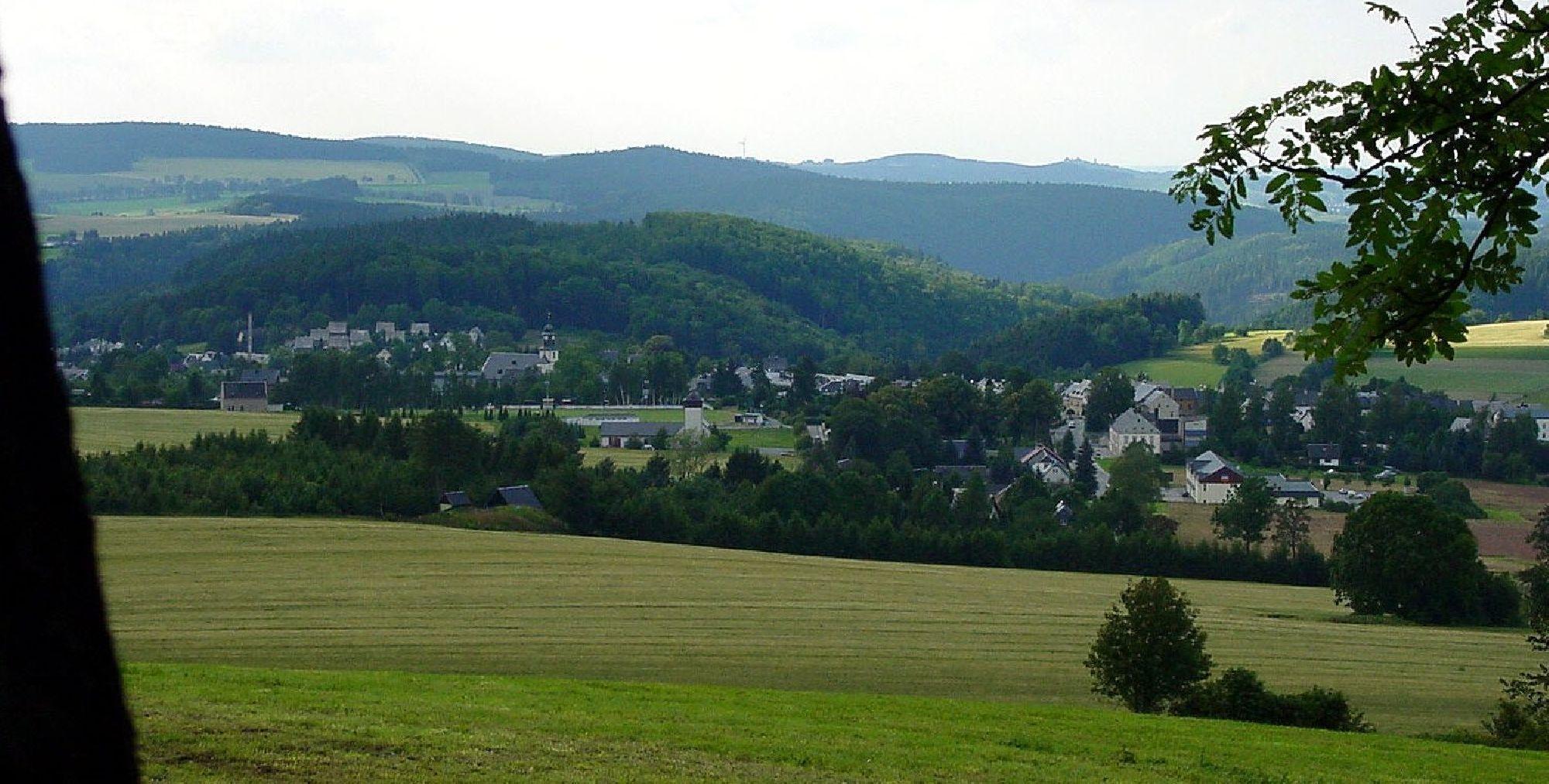 Zöblitz im Erzgebirge