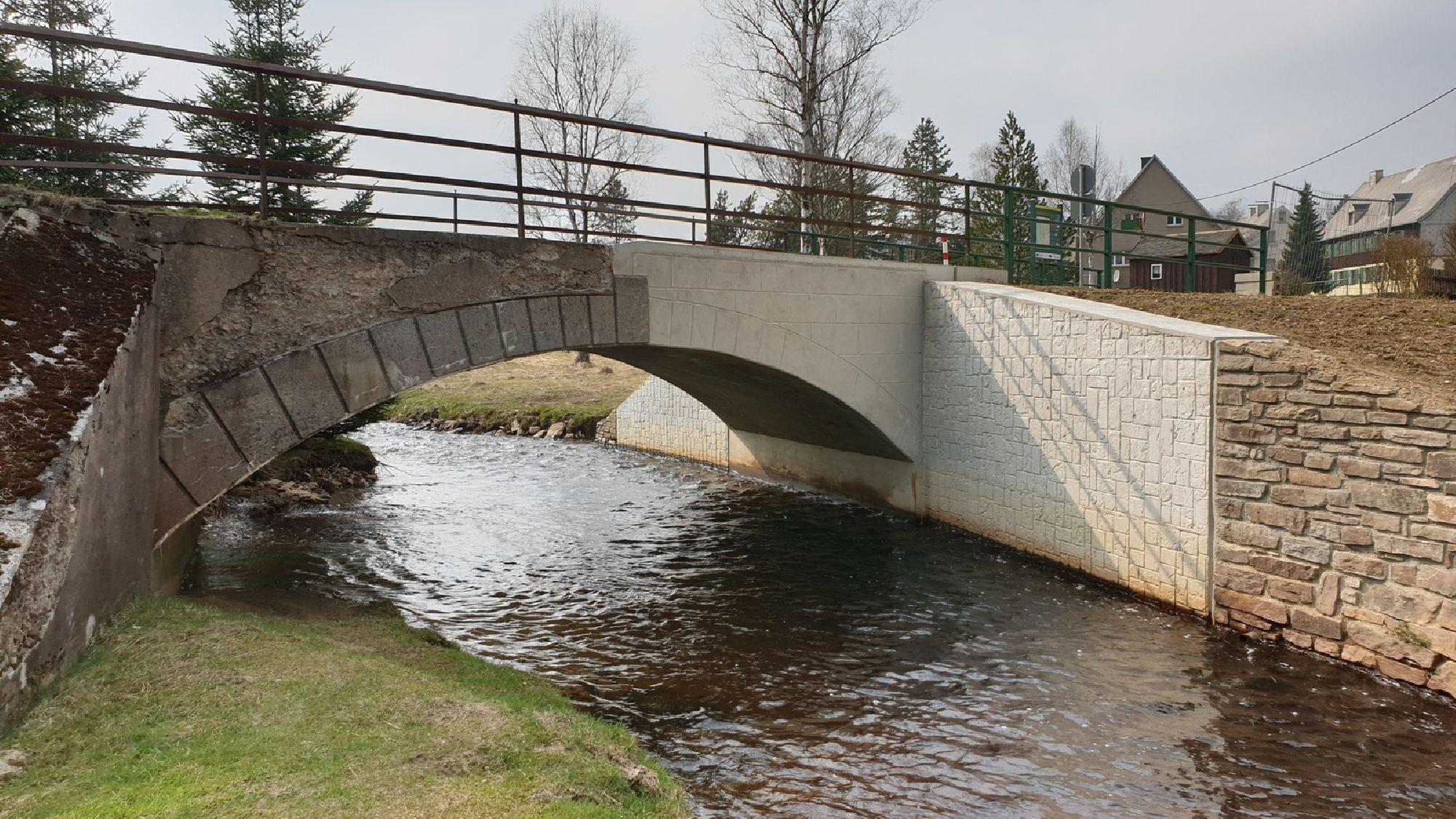 Grenzbrücke Kühnhaide