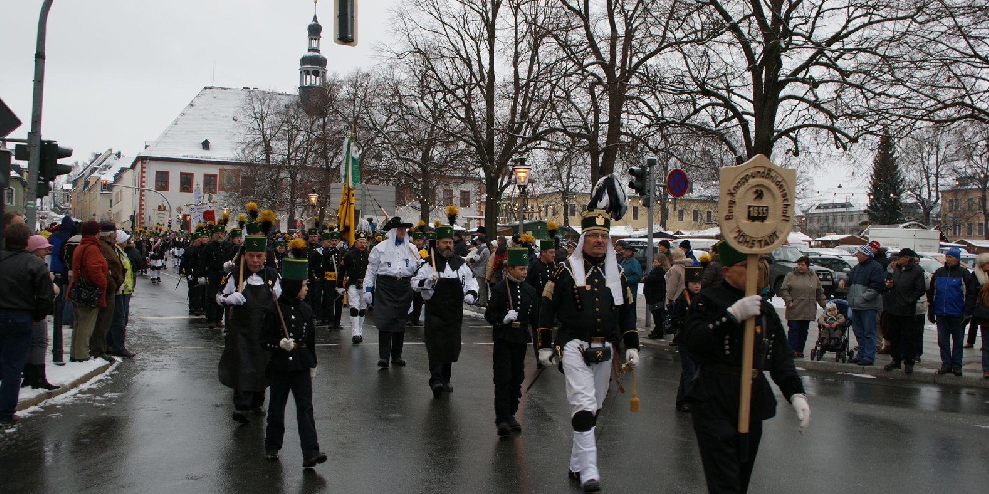 Berg- Knapp- und Brüderschaft Jöhstadt
