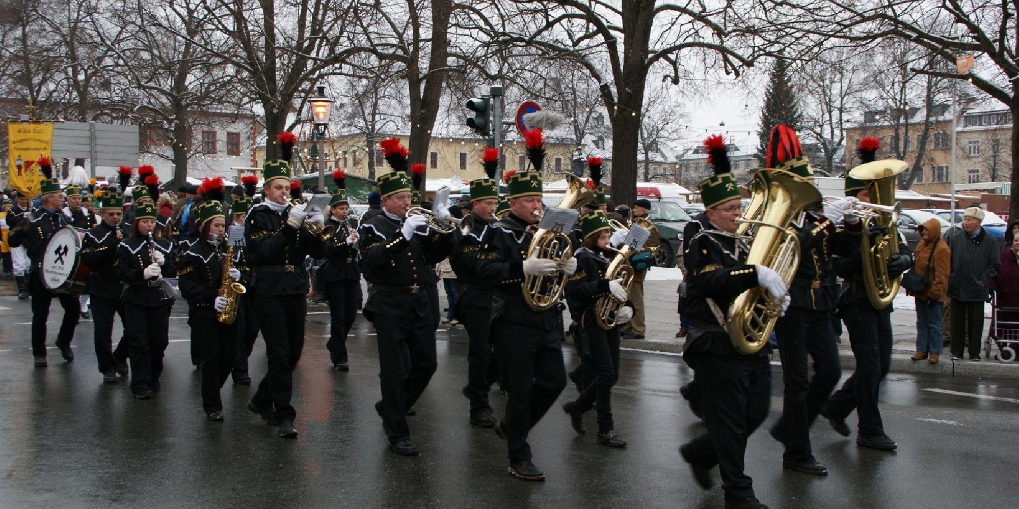 Bergmännischer Musikverein Ehrenfriedersdorf