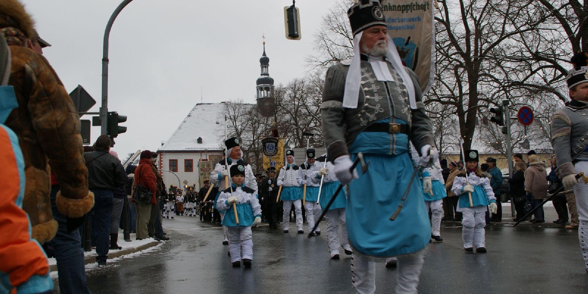 Hüttenknappschaft Zschopenthal
