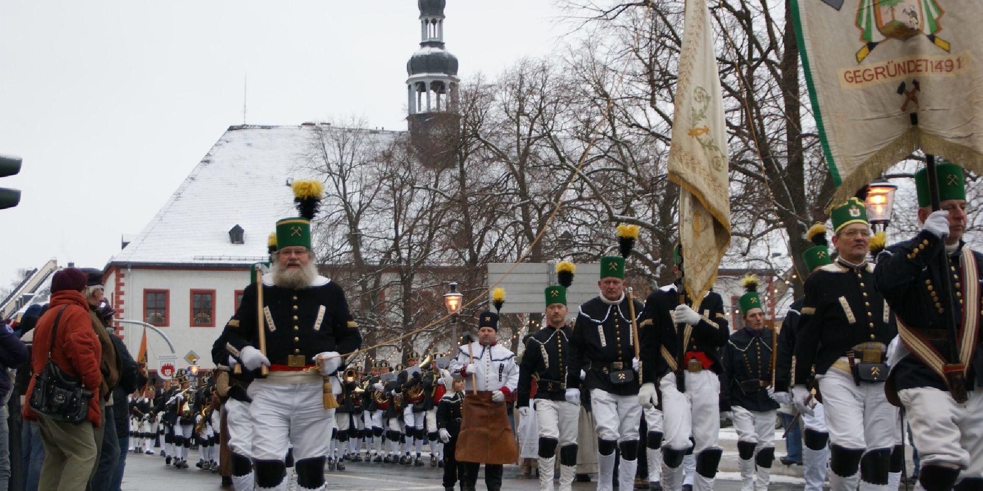 Marienberger Bergparade