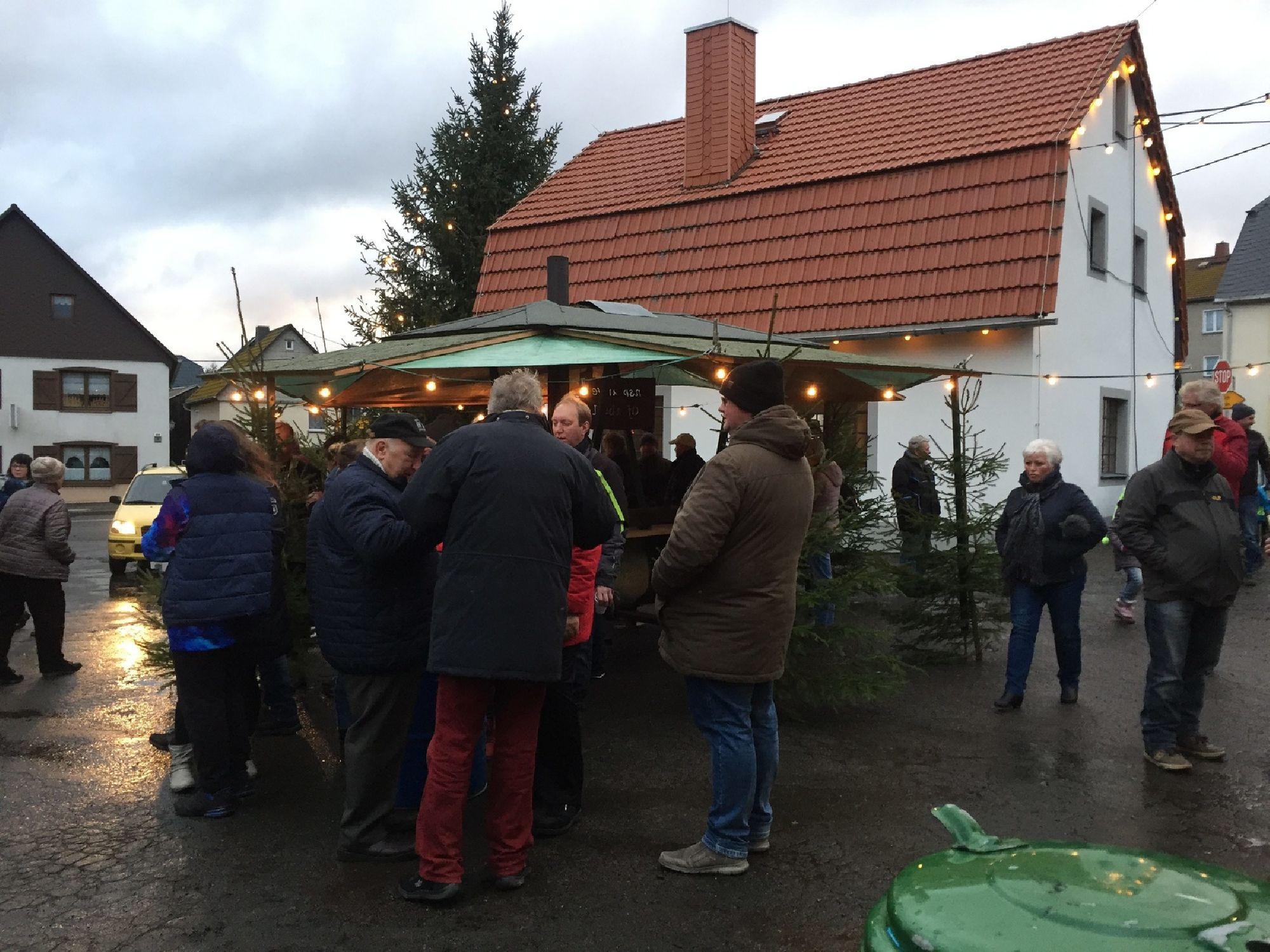 Ansprunger Weihnachtsmarkt